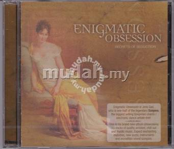CD ENIGMATIC OBSESSION Secret of Seduction