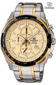Watch - Casio Chronograph EF566G - ORIGINAL