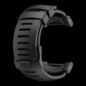 17RAGg suunto core black silicone strap