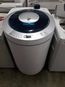 Sharp 8kg Mesin Machine Automatic Basuh Washing