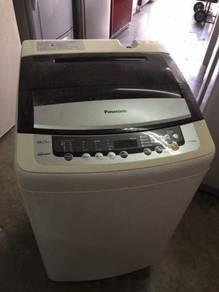 Panasonic 8kg washing machine auto top load