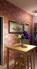 Bricks Design Wallpaper- 3D Effect