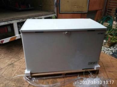 Ready stock- hfz-c45o brand hitec freezer frozen