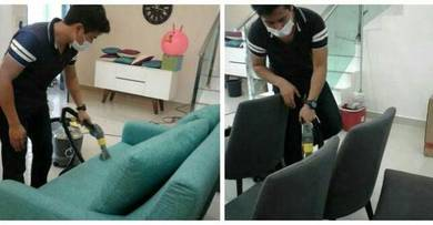Cleaning Carpet, sofa, house cleaning, dll