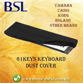 Bsl 61 keys keyboard digital piano dust cover