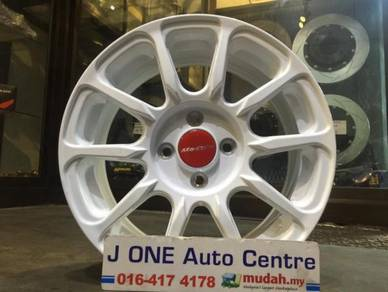 ModuLo wheels 16inc rim city jazz myvi axia bezza