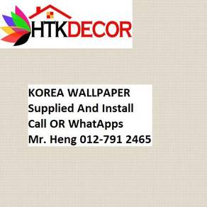 Simple Design With Wall paper with Install 22NBAB