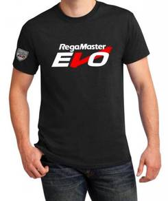 Baju T-Shirt REGAMASTER EVO NSQ93 siap poslaju