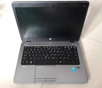 Intel core i7 HP notebook