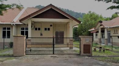 Rumah Semi-D Sura Hujung - Dungun