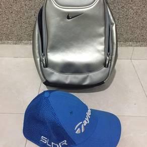 Nike shoe Bag,TaylorMade full cap