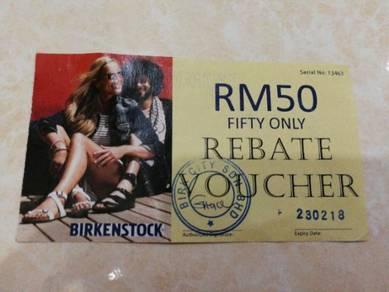 BIRKENSTOCK-Rebate Voucher
