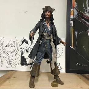Neca Disney Captain Jack Sparrow 18 inch