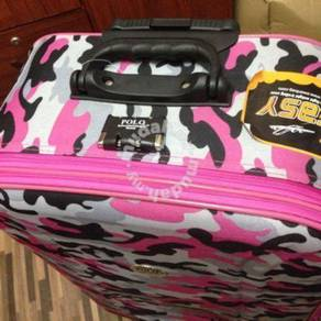 Luggage bag polo 28'inci murah2