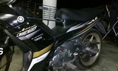 2009 Yamaha Lc 135