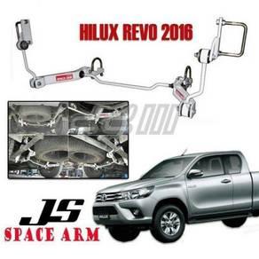 Toyota Hilux Revo 2.4 2.8 Space Arm 4wd 4x4