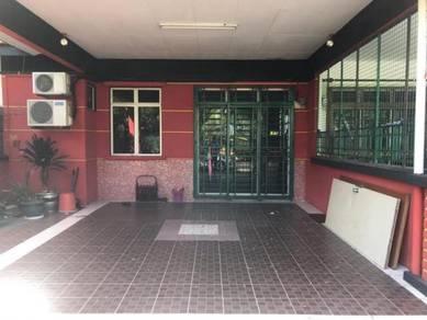 Single Storey Terrace House at JP Perdana, Johor Bahru, Renovated