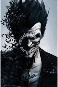 Poster JOKER (BATMAN ORIGINS)