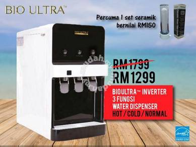 Water Filter Penapis Air Bio Ultra Model Inverter^