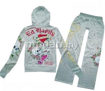 Ed Hardy 3D skull cc Sweat shirt sport clothing se