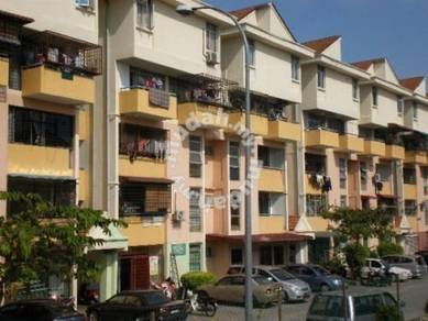 Casmaria Apartment 3r 2b Duplex Unit 938sf Batu Caves 100%LOAN