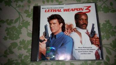 CD Lethal Weapon 3 Soundtrack