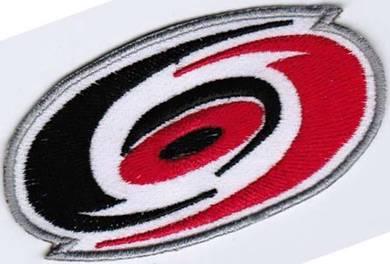 Carolina Hurricanes NHL Hockey League Patch