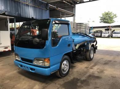 Isuzu Sewerage Truck 1800L