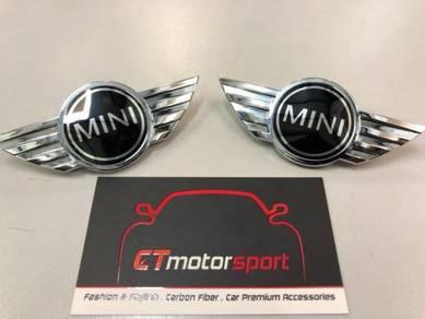MINI Cooper R50 R53 Front Logo Badge Emblem