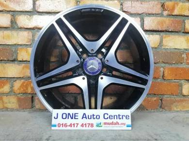 USED OEM AMG WHEELS 18inc W204 W176 W205 C117