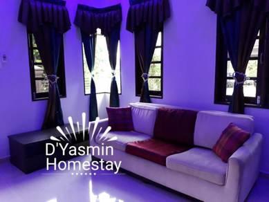 D'YăSMïN Homestay (Kekosongan 19-22 Februari)
