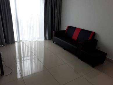 Meridin Bayvue / SERI ALAM / MASAI / FURNISHED 3BED / LOW DEPO