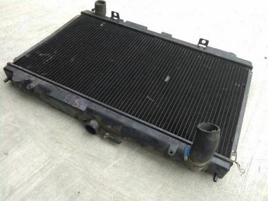 Silvia S13 SR20DET Copper Radiator