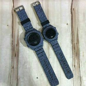 Jam Tangan Set Couple Adidas