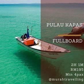 Pulau Kapas 2h 1m Fullboard