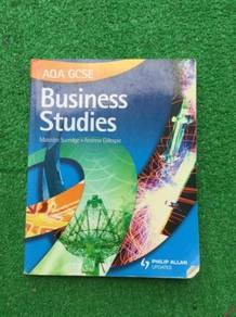 Business Studies AQA GCSE