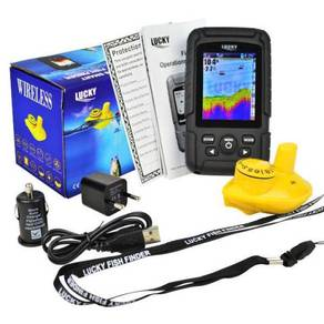 FF718Lic-W LUCKY Color Screen Fish Finder Wireless