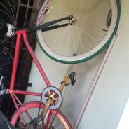 Fixie bicycle