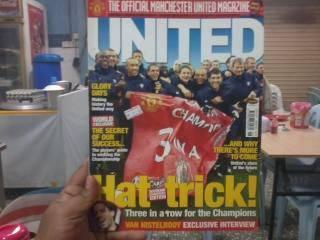 Majalah united #103 jun 2001