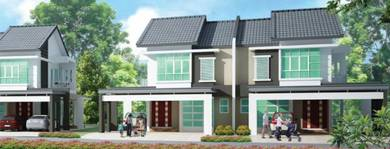 Freehold 6 Star New Township Double Storey Project Nearby PurtaJaya