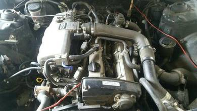 RB20det manual engine