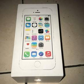 Box iphone5s (32gb)
