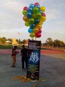 Balloon perasmian ,cutting ribbon