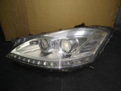 Mercedes W221 Facelift AFS LED HID Head Lamp