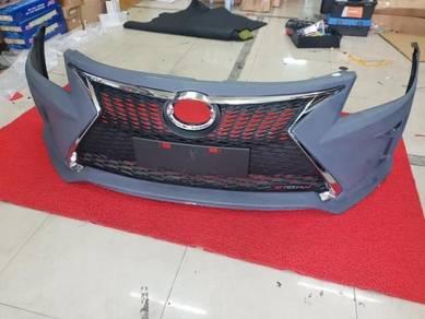 Toyota camry acv40 lexus front bumper bodykit 3
