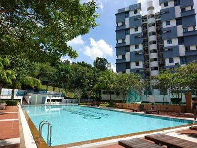 Gardenview Residence 4r3b 1680sf Cyberjaya 100%Full Loan Below Mv