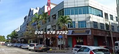 3 sty shop lot at Wangsa Maju, Below Market 309k