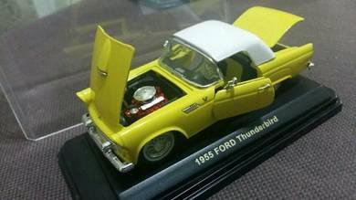 1955 Ford Thunderbird Diecast