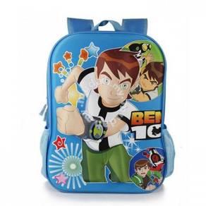 Style Charming Frozen School Bag 3D 003