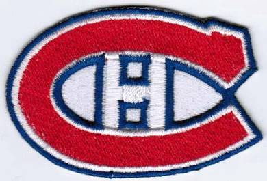 Montreal Canadiens NHL Hockey League Patch